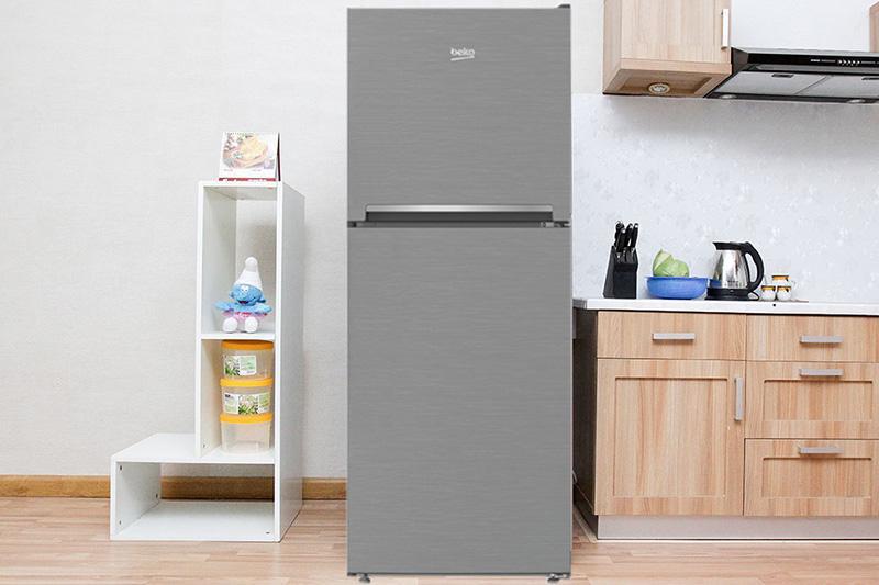 Tủ lạnh Beko Inverter 230 lít RDNT230I50VZX