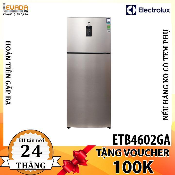 Tủ lạnh Electrolux Inverter 426 lít ETB4602GA