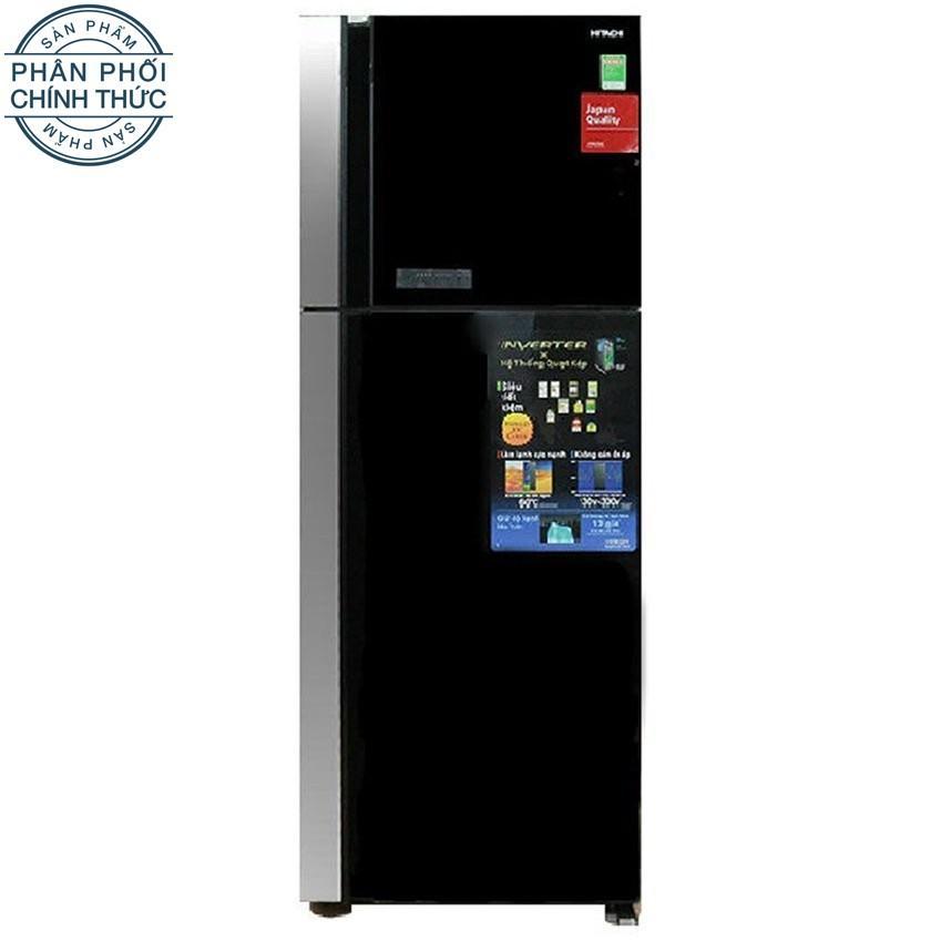 Tủ lạnh Hitachi Inverter 450 lít R-VG540PGV3