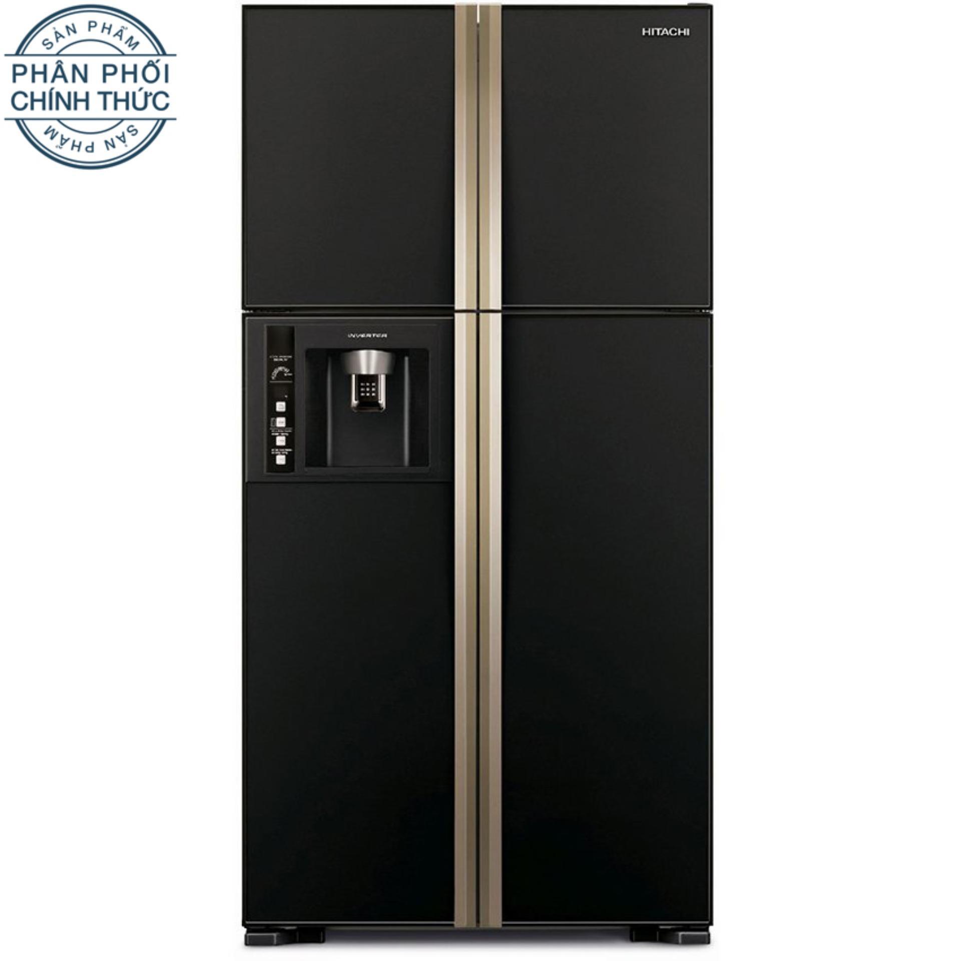 Tủ lạnh Hitachi Inverter 540 lít R-W660PGV3