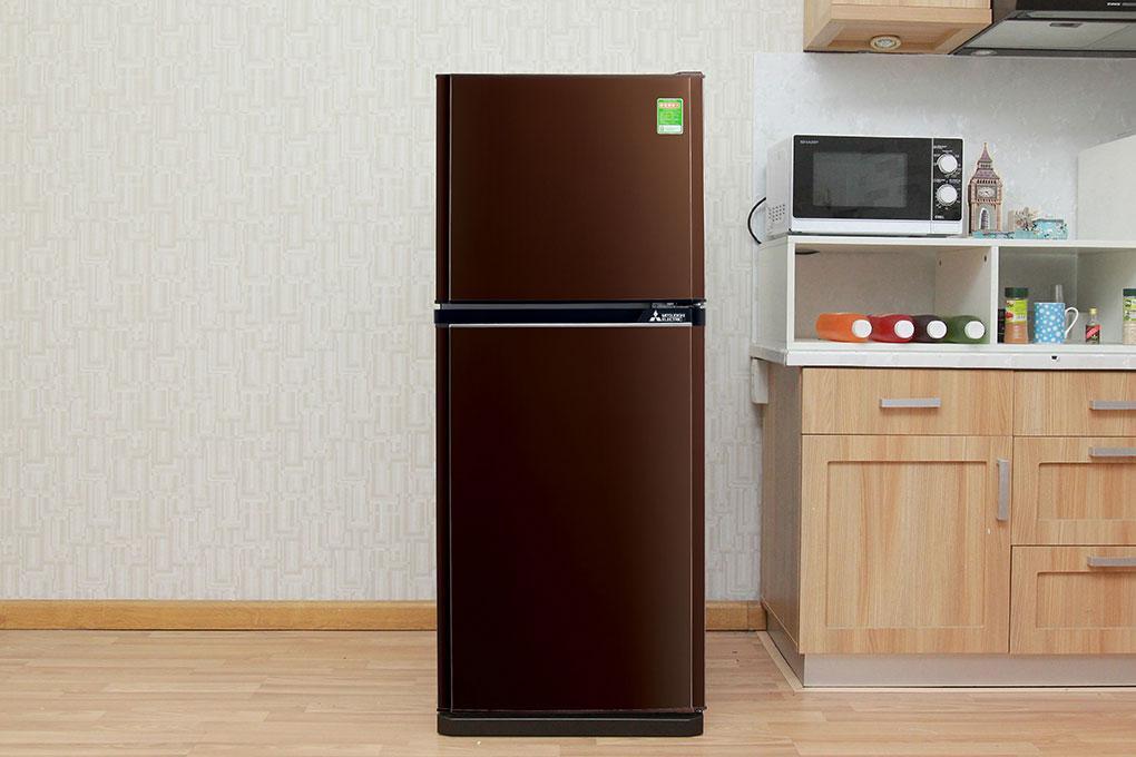 Tủ lạnh Mitsubishi Electric Inverter 206 lít MR-FV24EM-BR-V