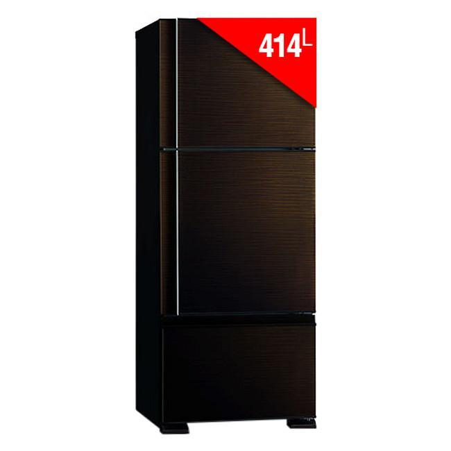 Tủ lạnh Mitsubishi Electric Inverter 414 lít MR-V50EH-BRW