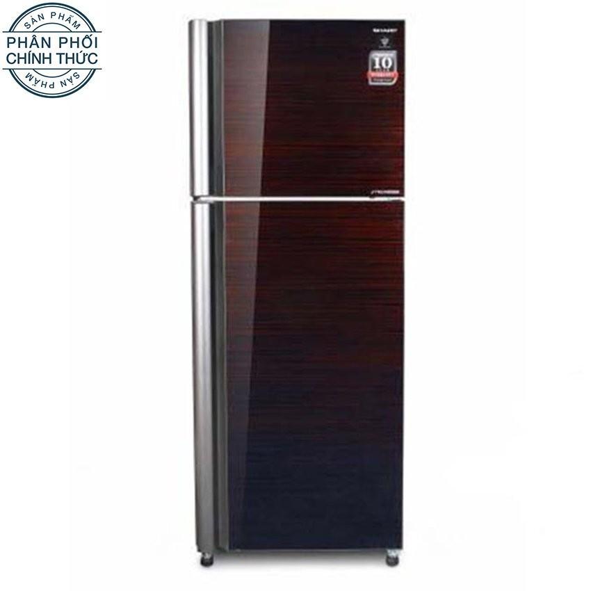Tủ lạnh Sharp Inverter 397 lít SJ-XP400PG