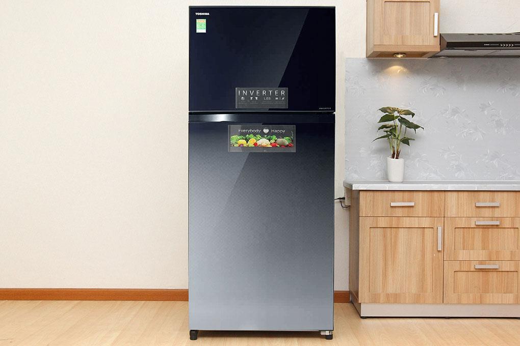 Tủ lạnh Toshiba Inverter 468 lít GR-HG52VDZ XK