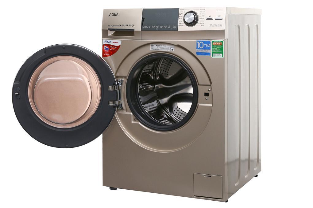Máy giặt sấy Aqua Inverter 10.5Kg AQD-DH1050C N