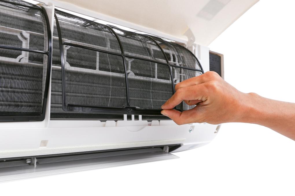 Tấm lọc kháng khuẩn - Máy lạnh Daikin 1.5 HP FTC35NV1V