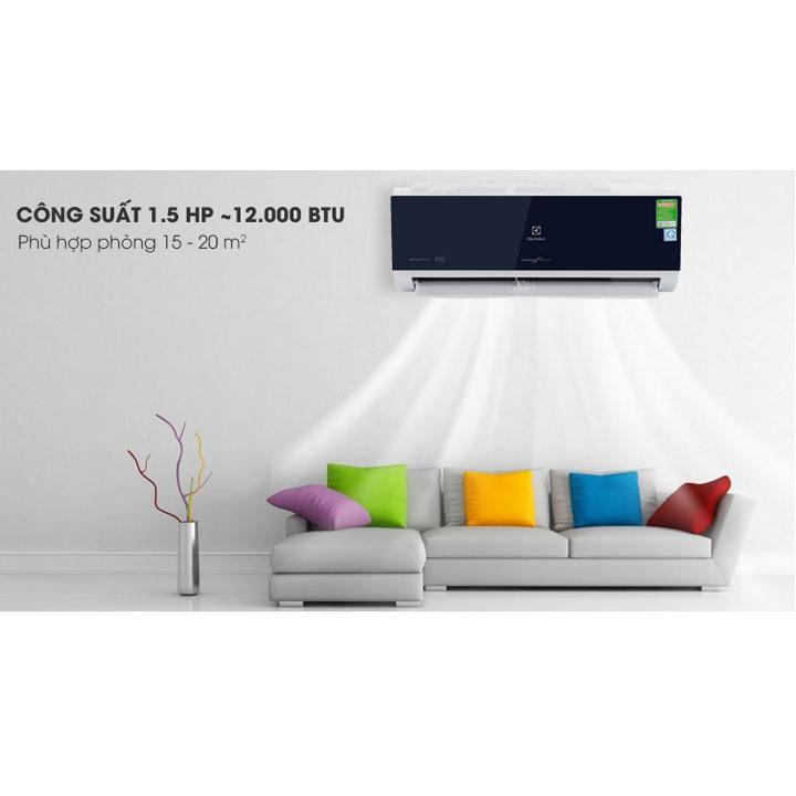 Máy lạnh Electrolux Inverter 1.5 HP ESV12CRO-D1