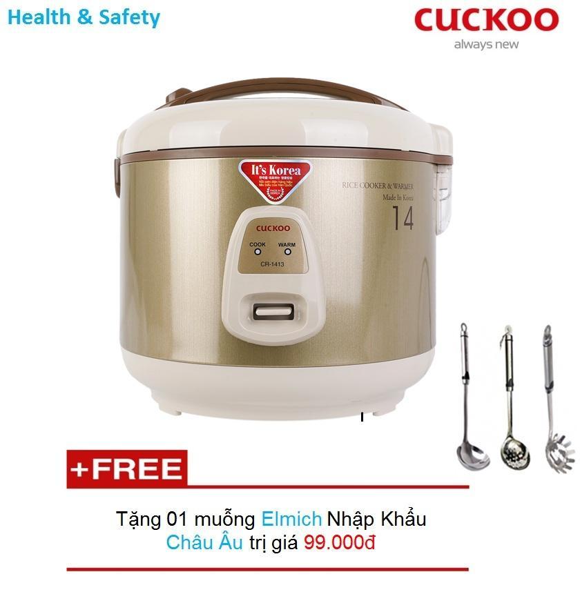 Nồi cơm điện Cuckoo 2.5 lít CR-1413