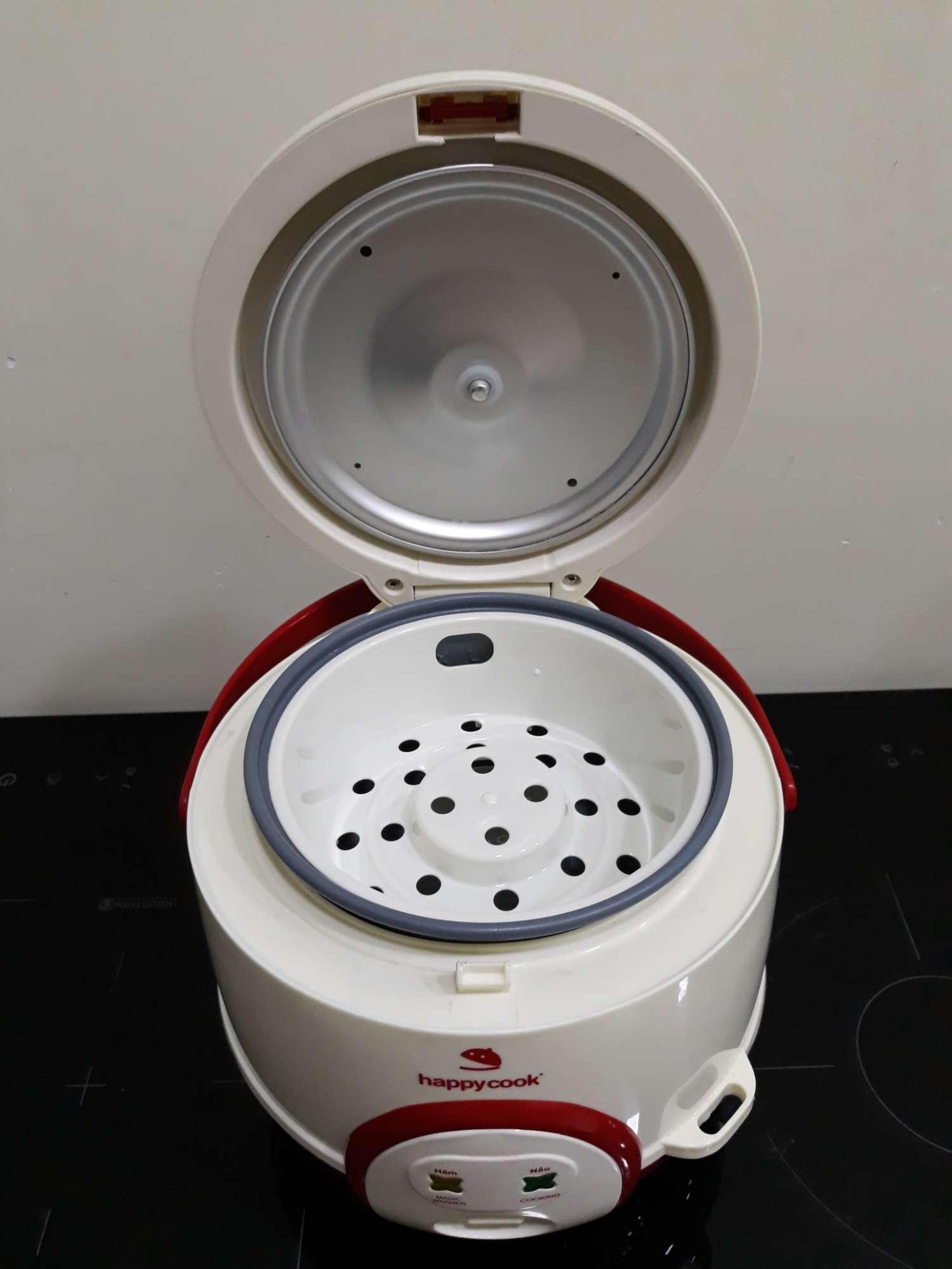 Nồi cơm điện Happycook 0.6 lít HC-60