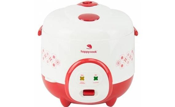 Nồi cơm điện Happy Cook HC-180A 1.8 lít dung tích lớn tiết kiệm cho gia đình bạn