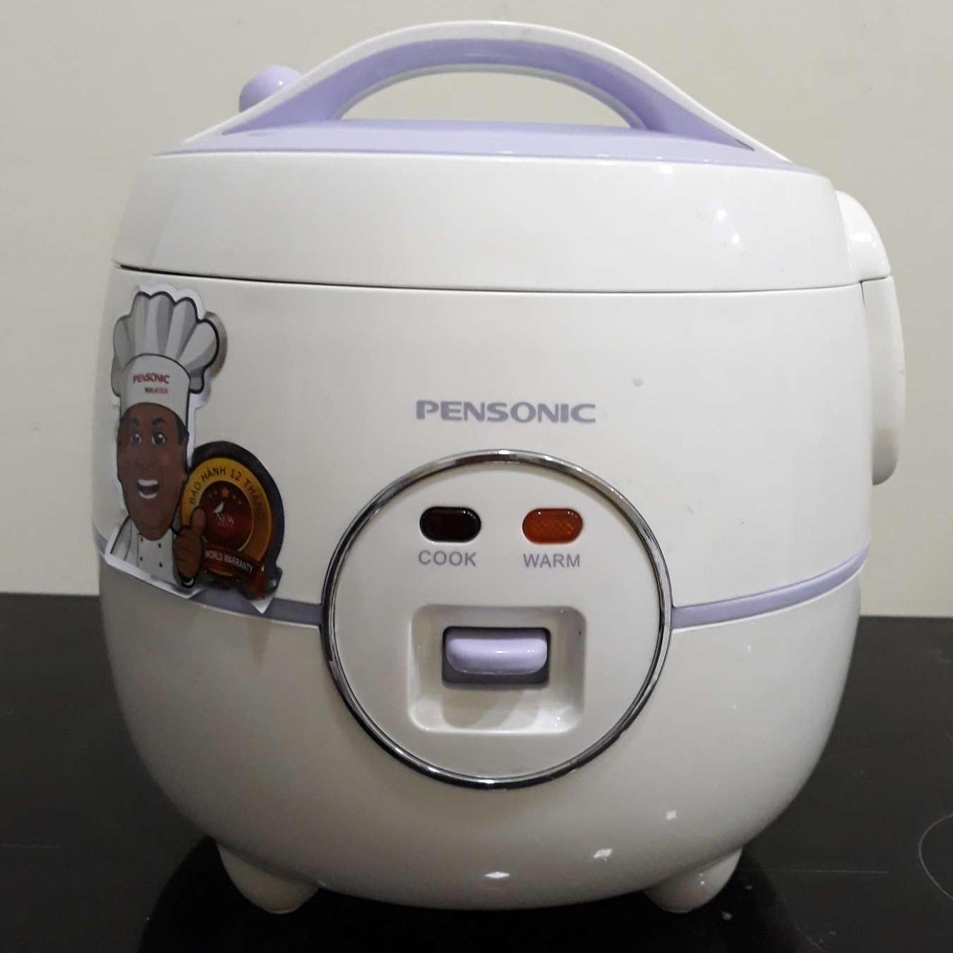 Nồi cơm điện  Pensonic PSR-1003 Tím