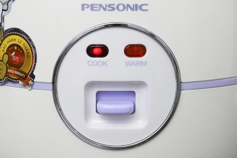 Nồi cơm nắp gài Pensonic PSR-1003 Tím-6