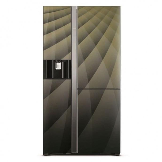 Tủ Lạnh Side By Side Hitachi R-M700Agpgv4X