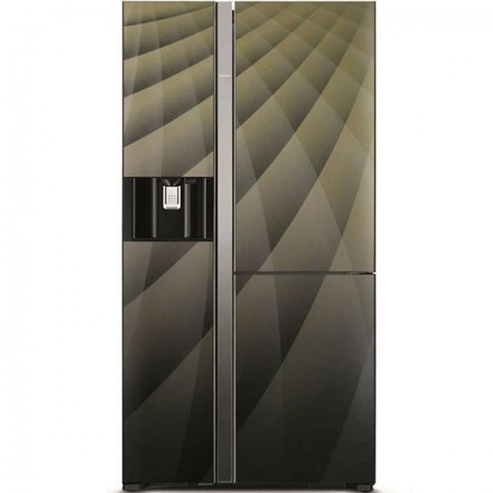 Tủ Lạnh Sbs 3 Cánh Hitachi R-Fm800Agpgv4X (Dia) 584 Lít