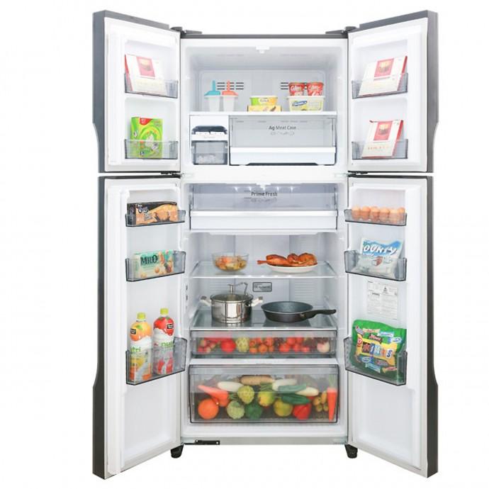 Tủ Lạnh Electrolux Side By Side 622 Lít Eqe6909A-B
