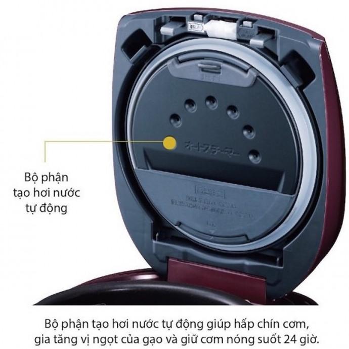 Nồi Cơm Điện Cao Tần Hitachi Rz-Kv180Ys 1.8L