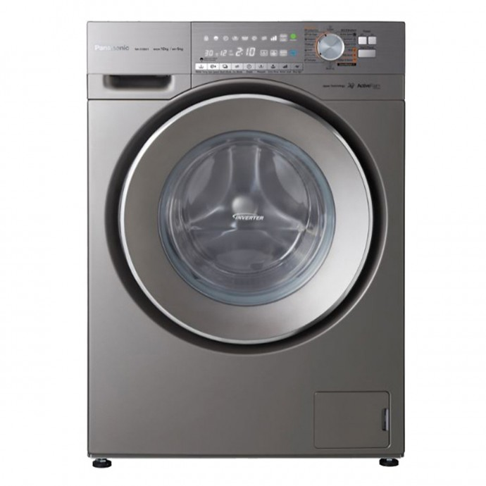 Máy Giặt Sấy Cửa Trước Inverter Panasonic Na-S106X1Lv2 (10Kg)