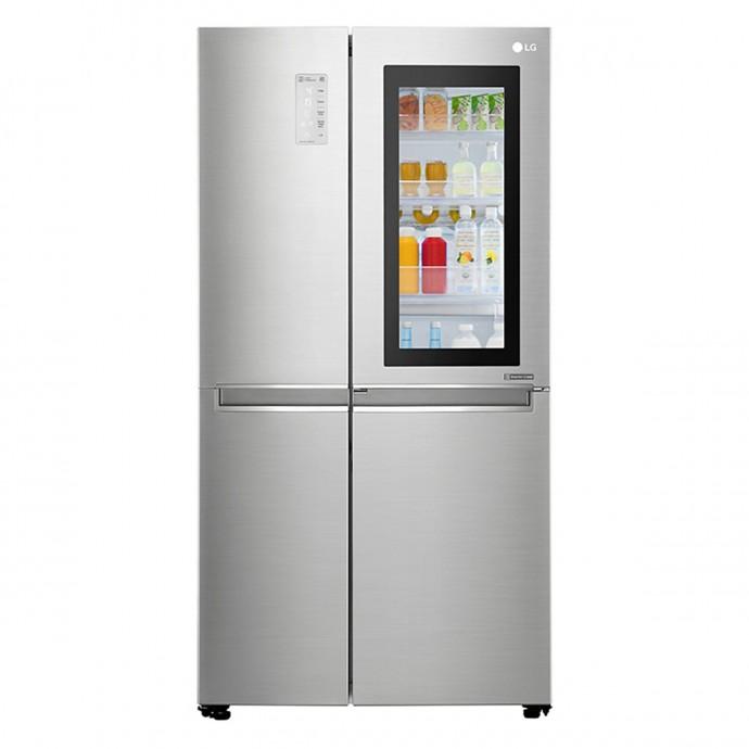Tủ Lạnh Instaview Door In Door Lg Gr-Q247Js (626L)