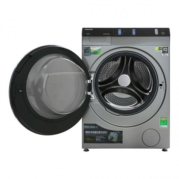 Máy Giặt Sấy Toshiba Inverter 8 Kg Twd-Bh90W4V