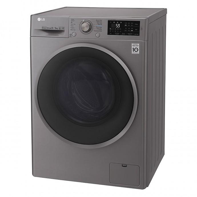Máy Giặt Sấy Cửa Trước Inverter Lg Fc1409D4E (9Kg)
