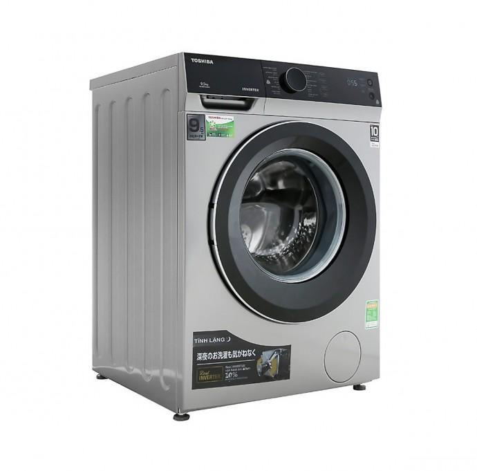 Máy Giặt Toshiba Inverter 9.5 Kg Tw-Bh105M4V Sk Mẫu 2019 + Tặng Bình Đun Siêu Tốc