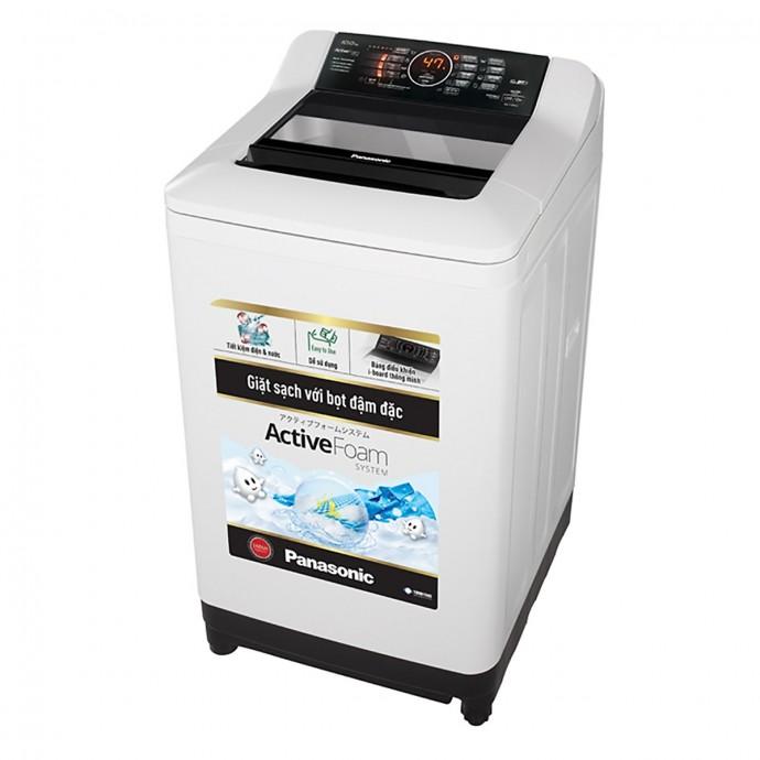 Máy Giặt Cửa Trên Panasonic Na-F90A4Grv (9Kg) - Xám
