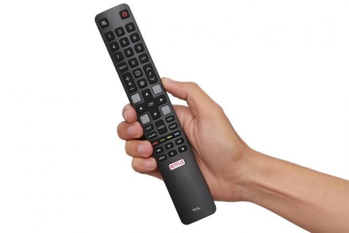 Smart Tivi Tcl 4K 55 Inch L55P65 Uf Bảo Hành 2 Năm