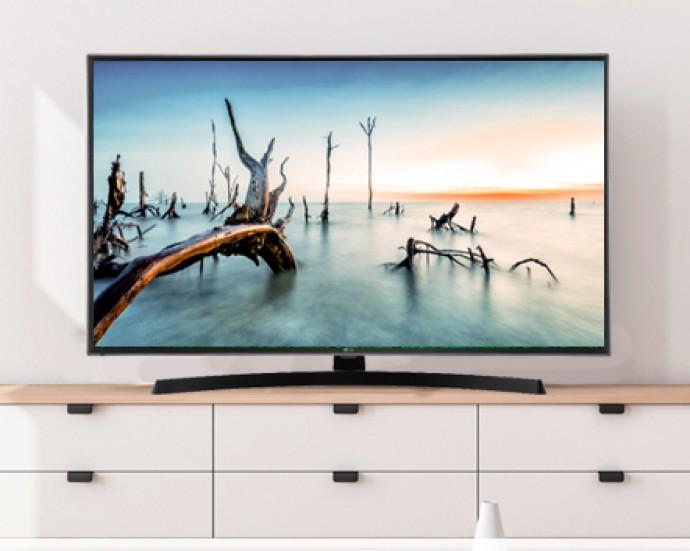 Smart Tivi Lg 4K 43 Inch 43Uk6340