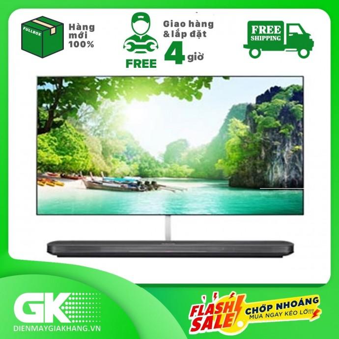 Smart Tivi Oled Lg 4K 77 Inch 77W9Pta Bảo Hành 2 Năm. Giao Hàng & Lắp Đặt Trong 4 Giờ