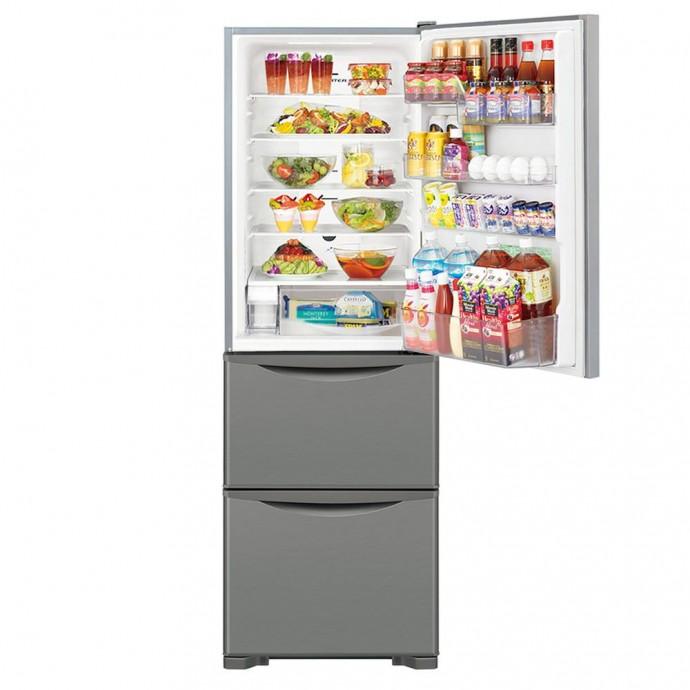 Tủ Lạnh 3 Cánh Hitachi 375L Inverter R-Sg38Fpgv