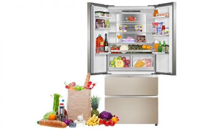 Tủ Lạnh Aqua 592 Lít Aqr-Ig656Am Gc